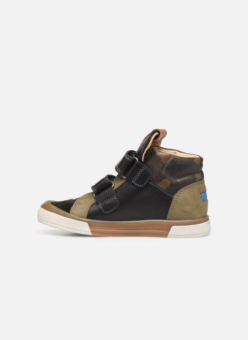 Sneakers Babybotte Kub Zwart voorkant