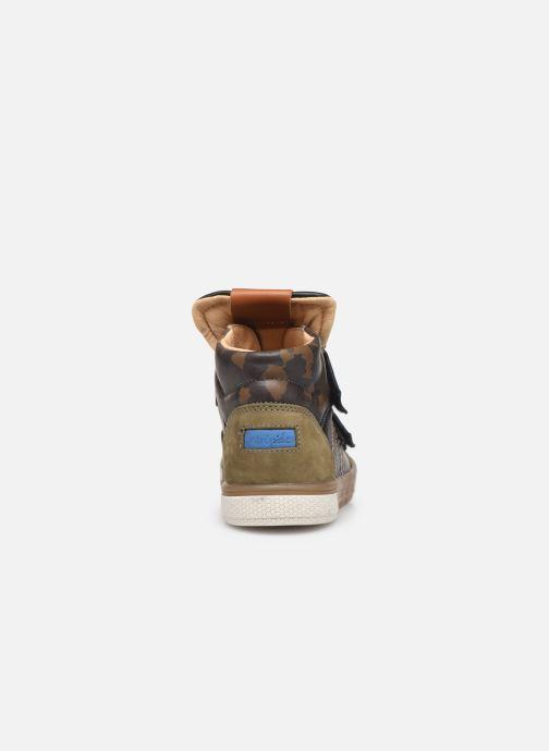 Sneakers Babybotte Kub Zwart rechts