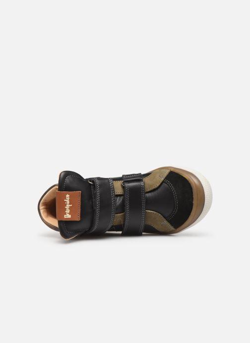 Sneakers Babybotte Kub Zwart links