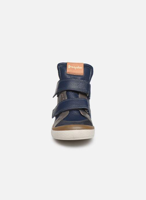 Sneakers Babybotte Kub Blauw model