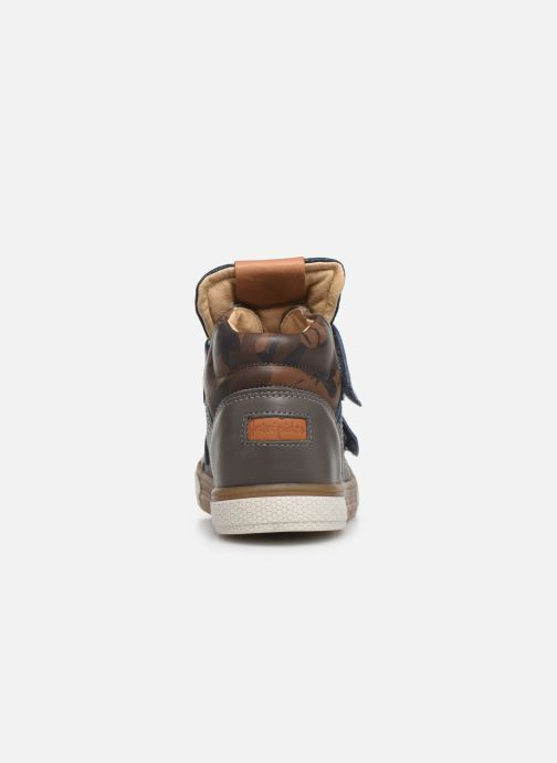 Sneakers Babybotte Kub Blauw rechts