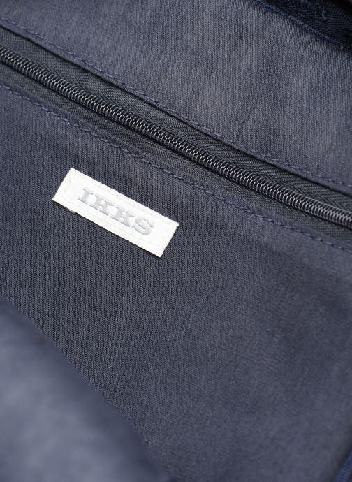 Sacs à dos IKKS JUNIOR  Sac A Dos XP95001 Bleu vue derrière