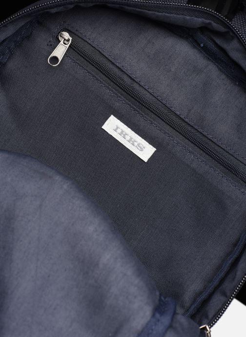 Sacs à dos IKKS JUNIOR  Sac A Dos XP95001 Bleu vue bas / vue portée sac
