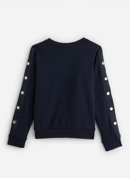 Vêtements IKKS JUNIOR  Sweat XP15052 Bleu vue bas / vue portée sac