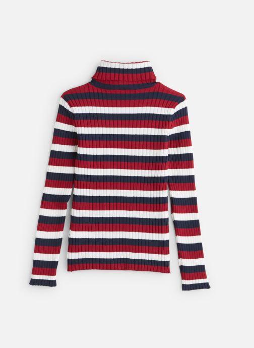 Vêtements IKKS JUNIOR  Pull Chaussette XP18012 Blanc vue bas / vue portée sac