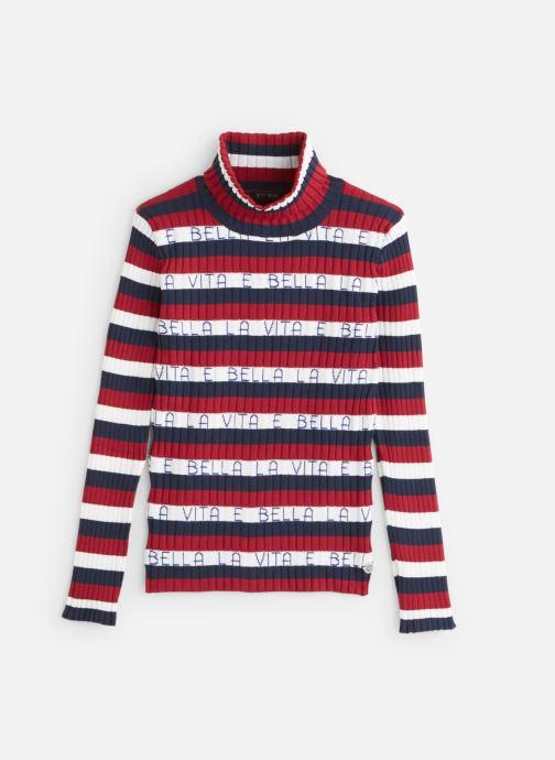 Vêtements IKKS JUNIOR  Pull Chaussette XP18012 Blanc vue détail/paire