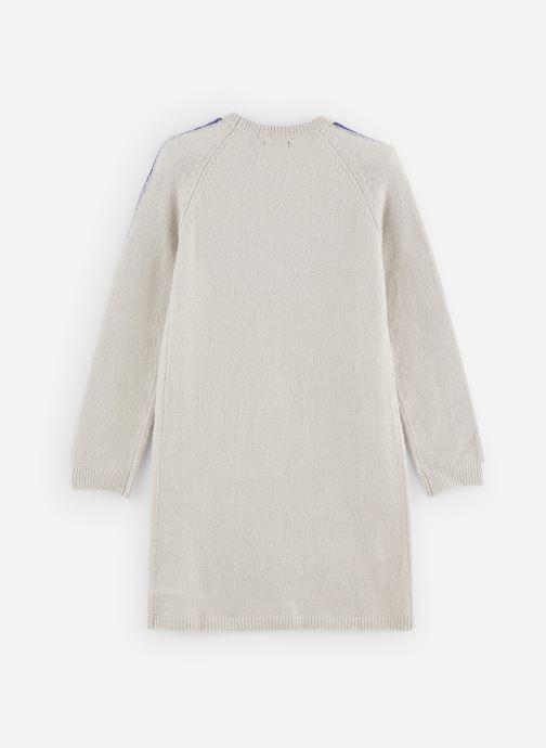 IKKS JUNIOR Robe midi - Robe Tricot ML XP30052 (Gris) - Vêtements chez Sarenza (396706) Ndsvh