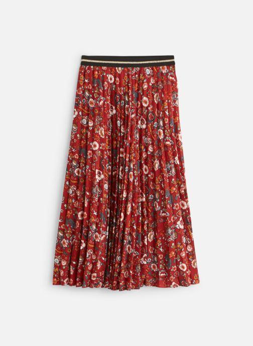 Vêtements IKKS JUNIOR  Jupe Plissee XP27022 Rouge vue détail/paire
