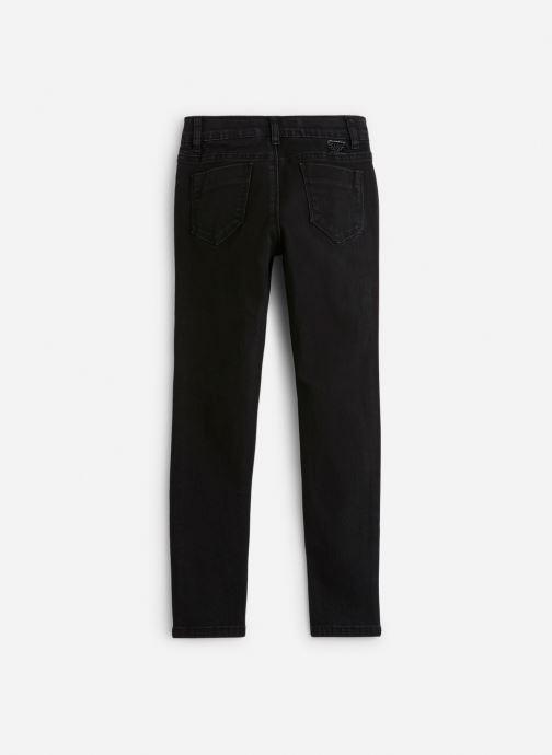 Vêtements IKKS JUNIOR  Denim Skinny XP29032 Noir vue bas / vue portée sac