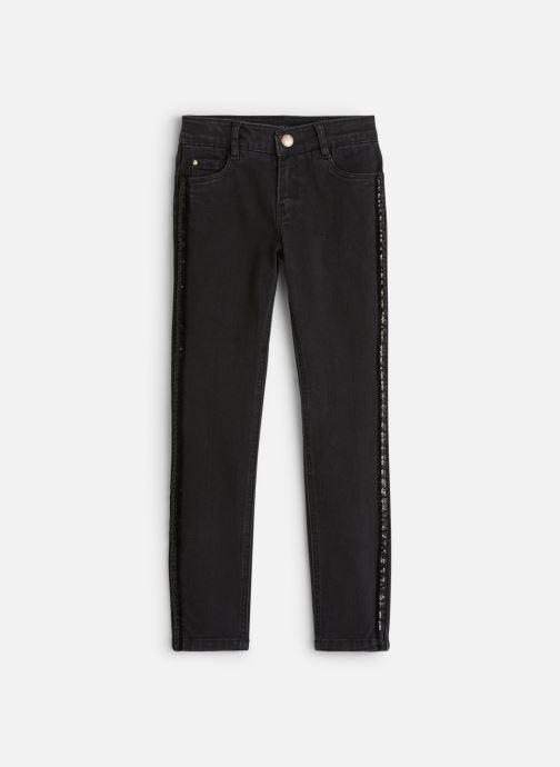 Vêtements IKKS JUNIOR  Denim Skinny XP29032 Noir vue détail/paire