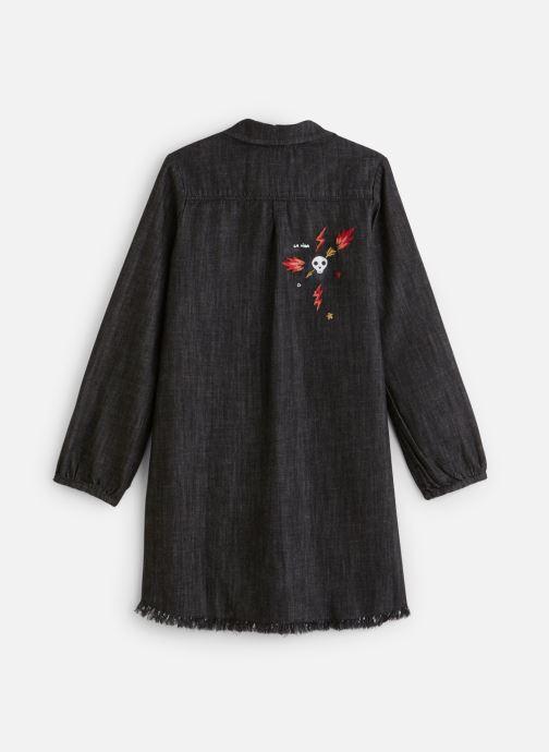 Vêtements IKKS JUNIOR  Robe ML XP30072 Noir vue bas / vue portée sac