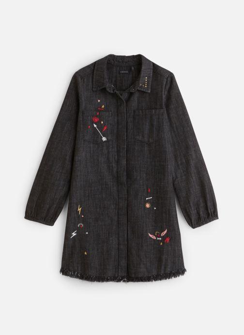 Vêtements IKKS JUNIOR  Robe ML XP30072 Noir vue détail/paire