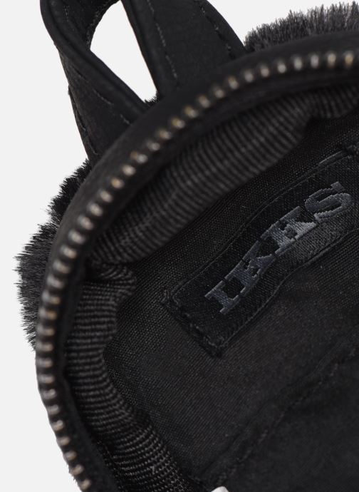 Handtassen IKKS JUNIOR  Porte Monnaie XP95062 Zwart achterkant