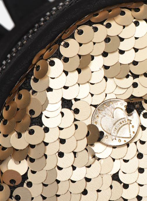 Sacs à main IKKS JUNIOR  Porte Monnaie XP95062 Noir vue gauche