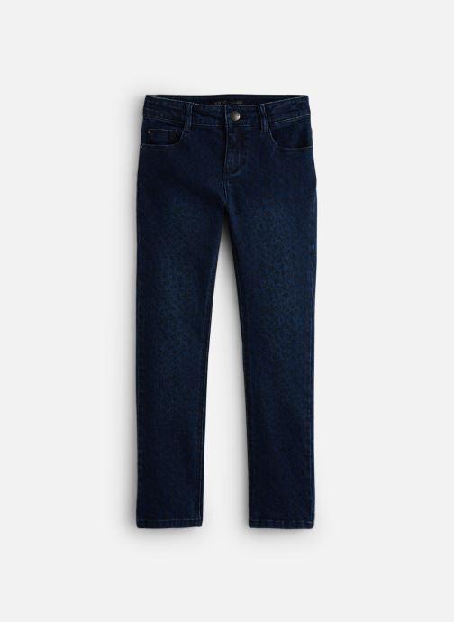 Vêtements IKKS JUNIOR  Denim Slim XP29082 Bleu vue détail/paire