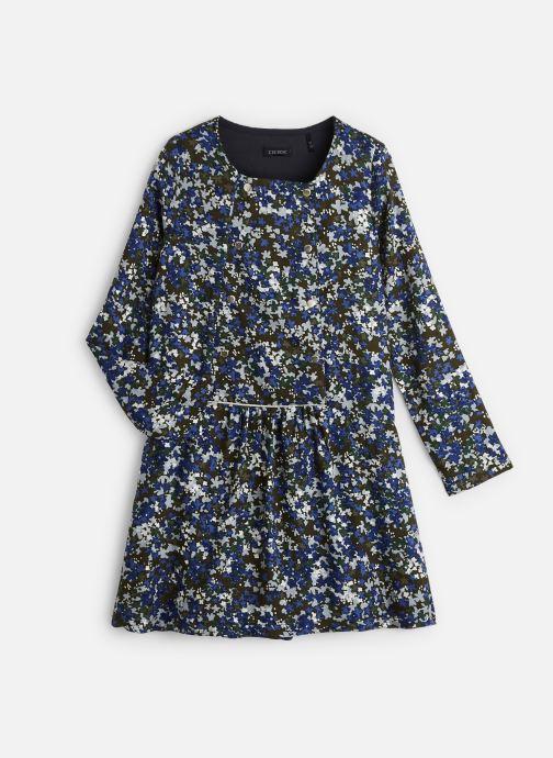 Vêtements IKKS JUNIOR  Robe ML XP30122 Vert vue détail/paire