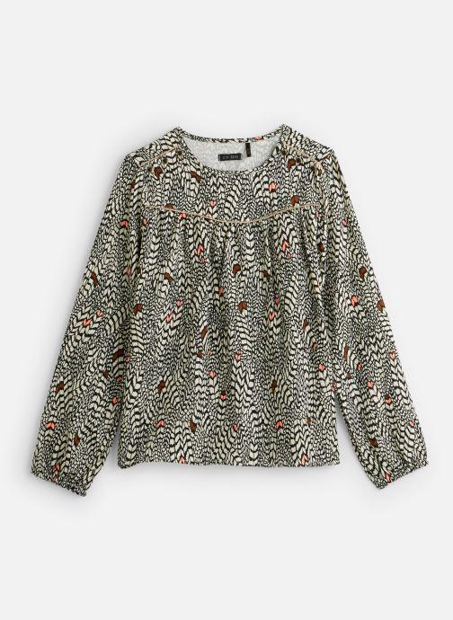Vêtements IKKS JUNIOR  Blouse ML XP12082 Noir vue détail/paire