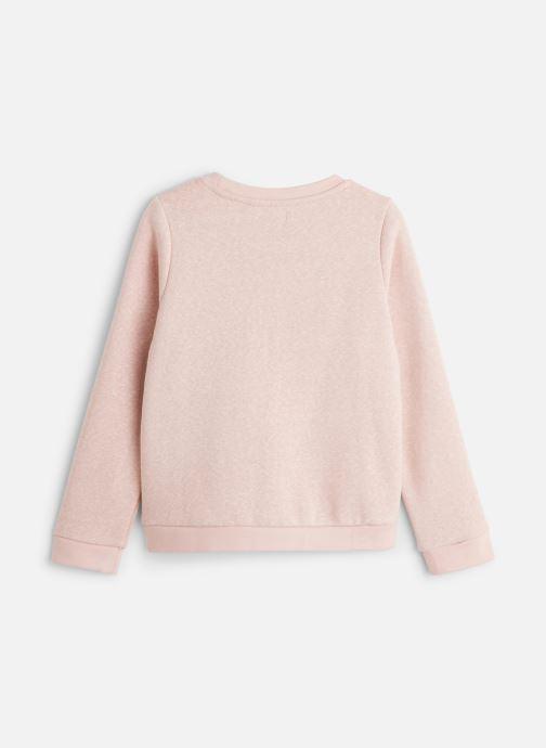 Vêtements IKKS JUNIOR  Sweat XP15062 Rose vue bas / vue portée sac