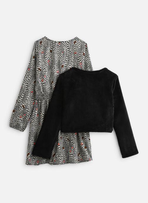 Vêtements IKKS JUNIOR  Robe 2en1 ML XP30162 Noir vue bas / vue portée sac