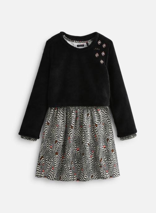 Vêtements IKKS JUNIOR  Robe 2en1 ML XP30162 Noir vue détail/paire