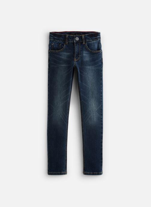 Vêtements IKKS JUNIOR  Skinny Indechir XP29013 Bleu vue détail/paire