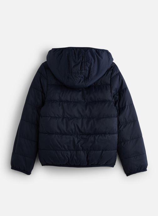 Vêtements IKKS JUNIOR  Doudoune Light XP41023 Bleu vue face