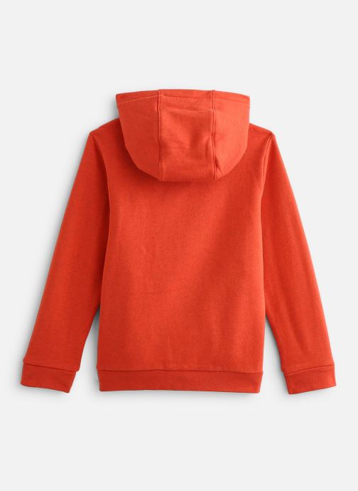 Vêtements IKKS JUNIOR  Cardigan Cap XP17053 Orange vue bas / vue portée sac
