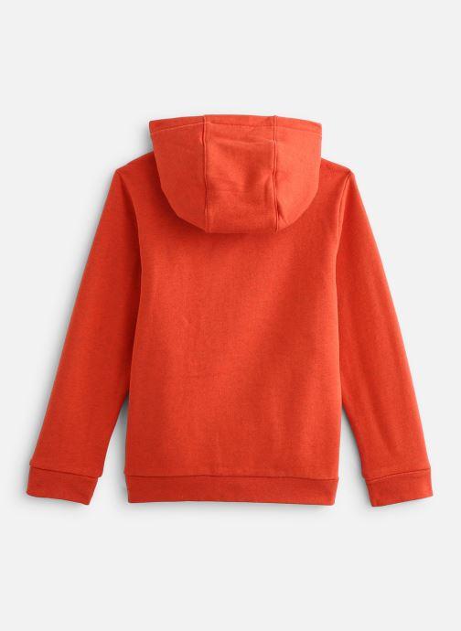 Vêtements IKKS JUNIOR  Cardigan Cap XP17053 Orange vue bas / vue portée sac