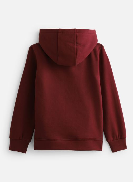 Vêtements IKKS JUNIOR  Sweat Cap XP15073 Rouge vue bas / vue portée sac