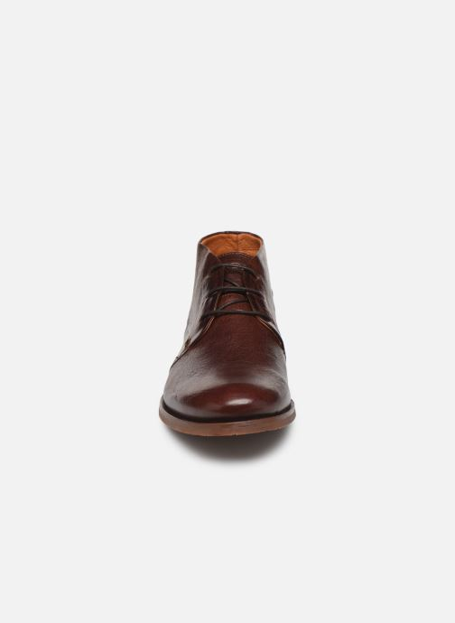 Chaussures à lacets Kost Paisible38 Marron vue portées chaussures
