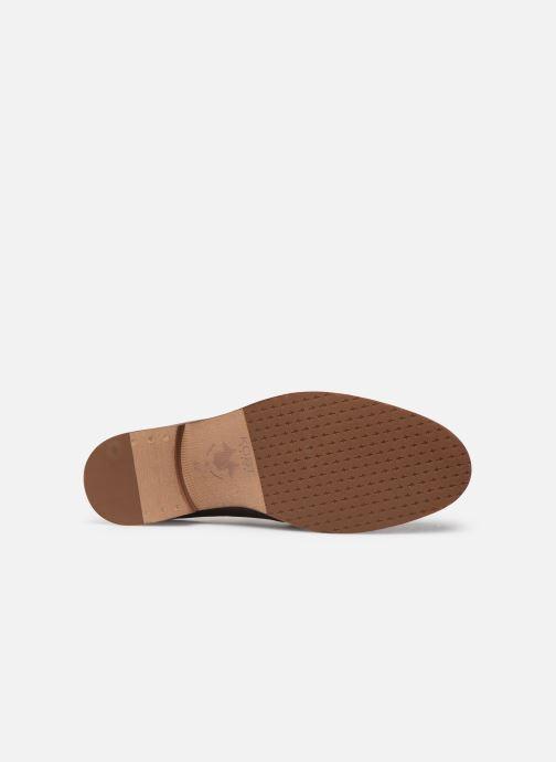 Chaussures à lacets Kost Paisible38 Marron vue haut
