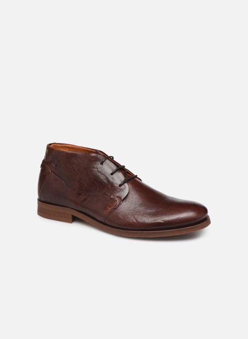 Zapatos con cordones Kost Paisible38 Marrón vista de detalle / par