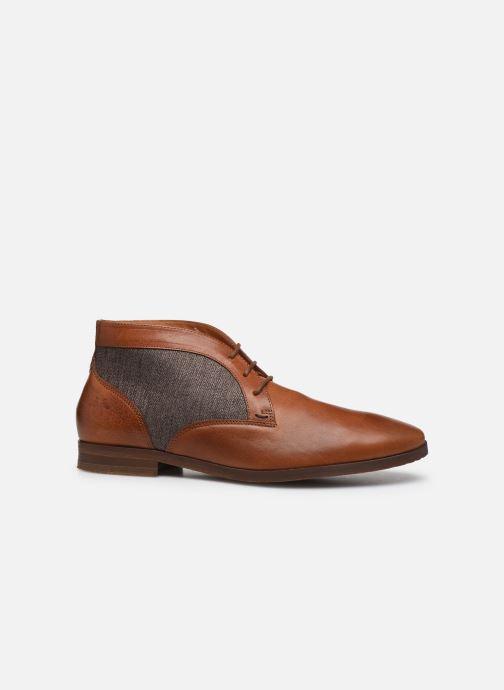 Chaussures à lacets Kost Comte44 Marron vue derrière