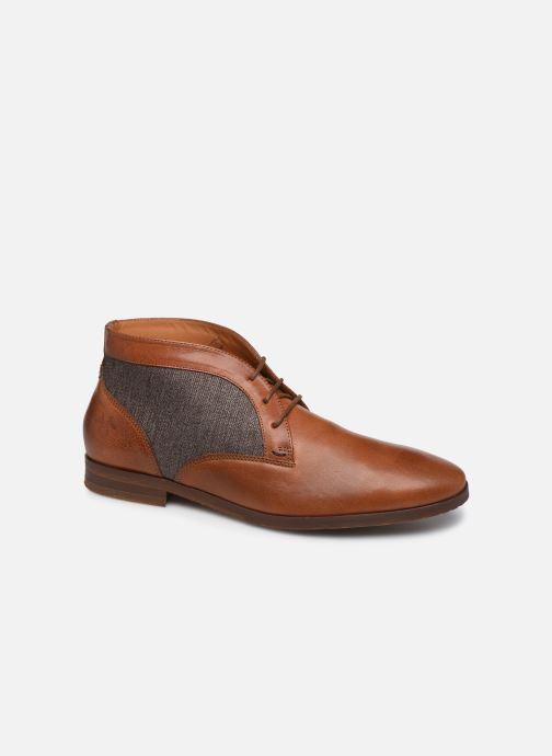 Chaussures à lacets Kost Comte44 Marron vue détail/paire