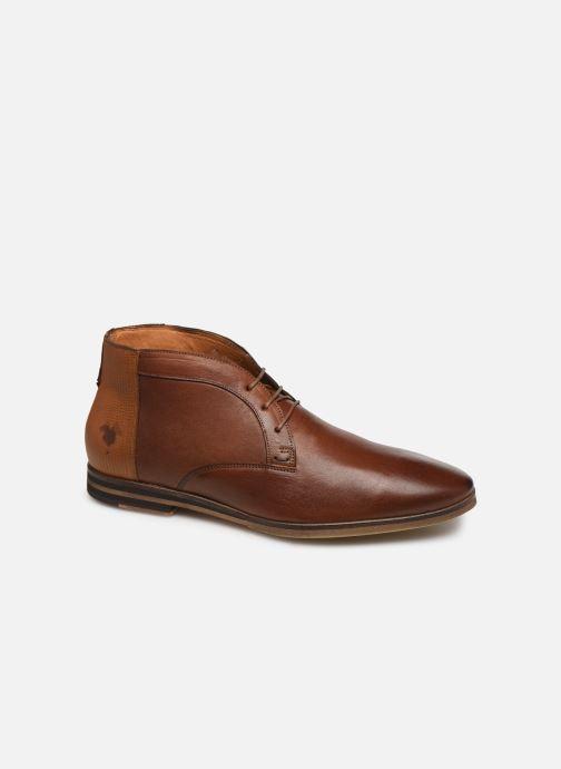Bottines et boots Kost Braqueur7A Marron vue détail/paire