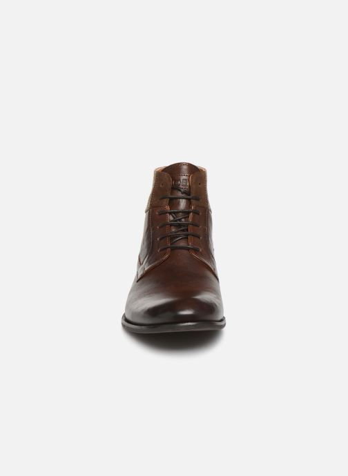 Ankle boots Kost CriolV2 Brown model view