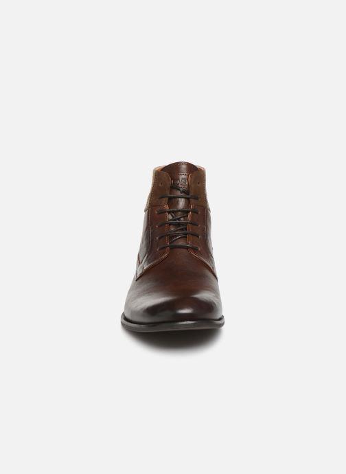Bottines et boots Kost CriolV2 Marron vue portées chaussures