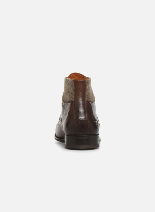 Ankle boots Kost CriolV2 Brown view from the right