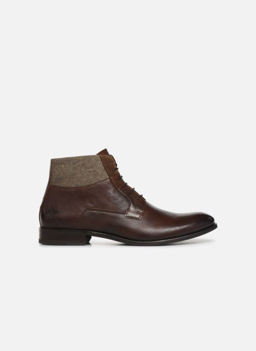 Ankle boots Kost CriolV2 Brown back view