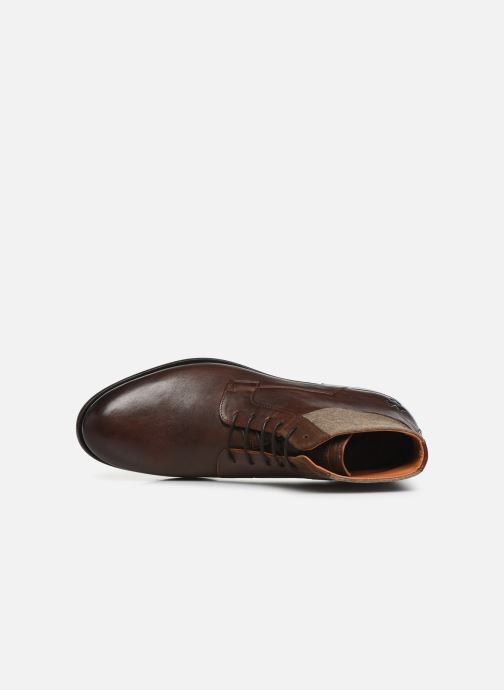 Ankle boots Kost CriolV2 Brown view from the left