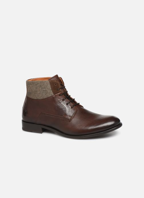 Ankle boots Kost CriolV2 Brown detailed view/ Pair view