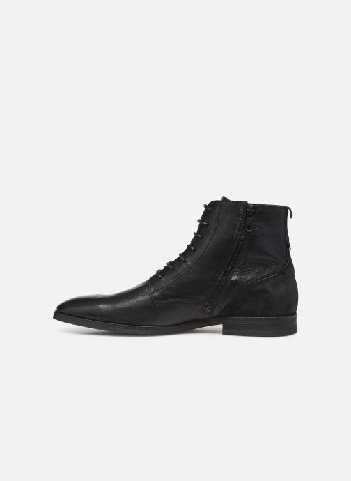 Bottines et boots Kost Briscard38 Noir vue face