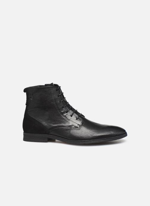 Bottines et boots Kost Briscard38 Noir vue derrière