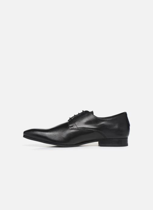 Zapatos con cordones Kost Rebel8 Negro vista de frente