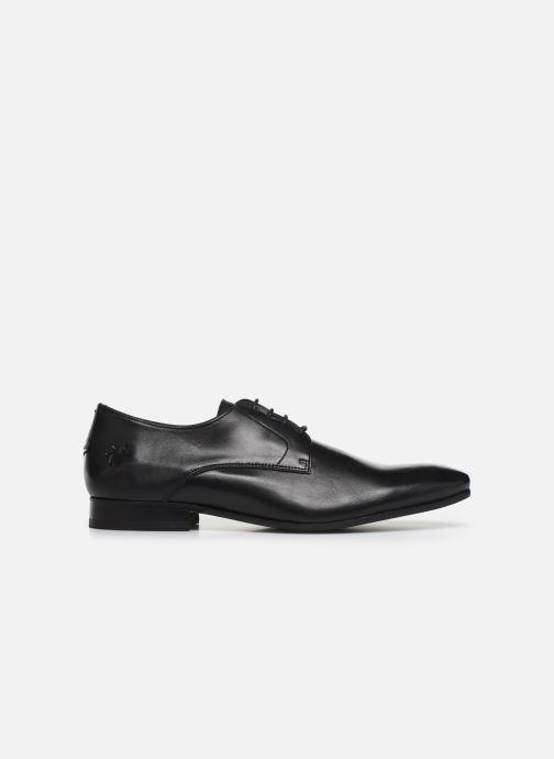 Zapatos con cordones Kost Rebel8 Negro vistra trasera