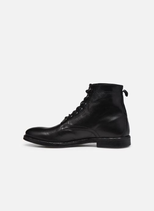 Bottines et boots Kost Militant67 Noir vue face