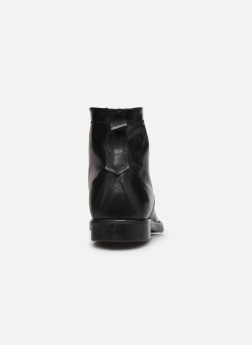 Bottines et boots Kost Militant67 Noir vue droite