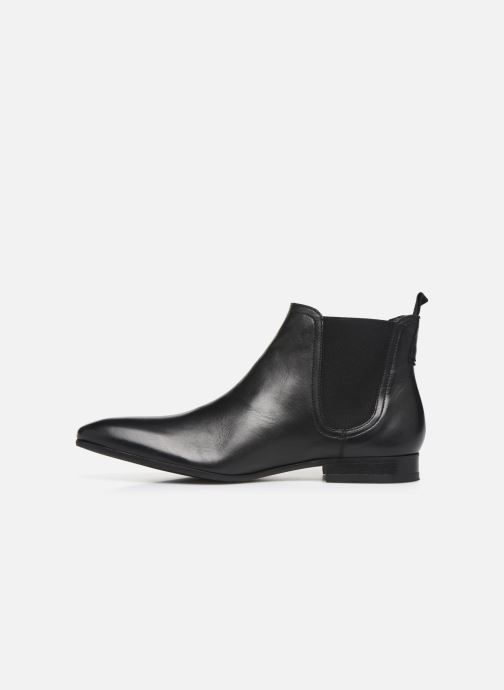 Bottines et boots Kost Clubber8 Noir vue face