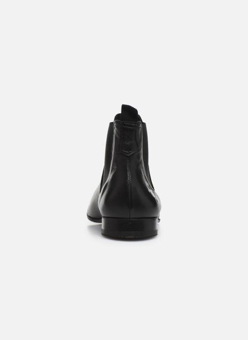 Bottines et boots Kost Clubber8 Noir vue droite