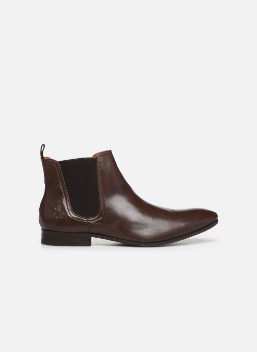 Bottines et boots Kost Clubber8 Marron vue derrière